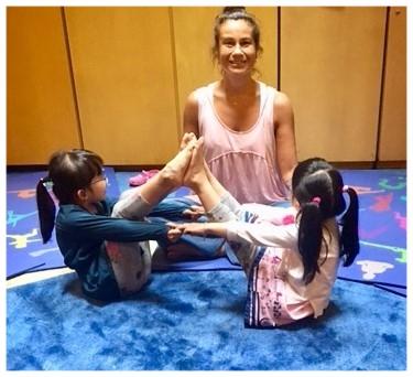 Cassi and Kids.JPG