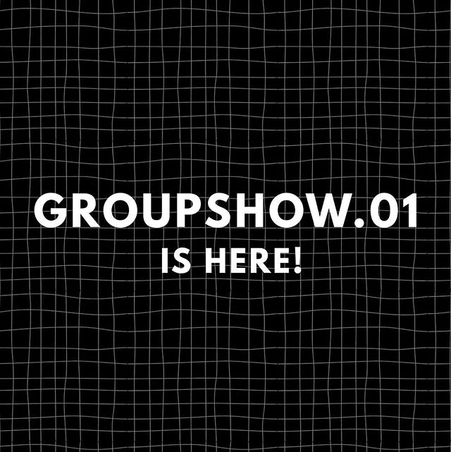 GROUPSHOW.01 up and running! @capitalespresso is home to our first group show and we couldn't be more thrilled. The show is up all month long but if you're in the city on Saturday evening we're hosting an opening event at 7:30p. 💛