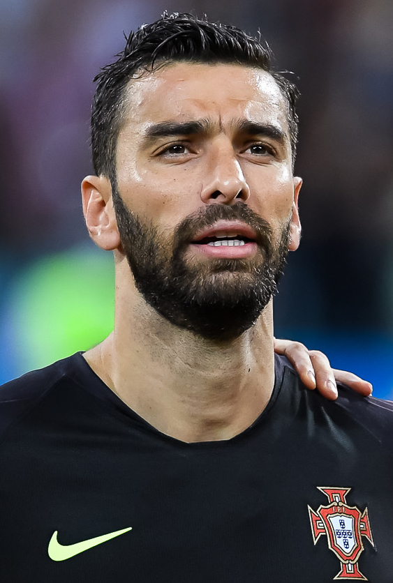 Rui Patricio at the 2018 World Cup. Author: Анна Нэсси. License: https://creativecommons.org/licenses/by-sa/3.0/deed.en.