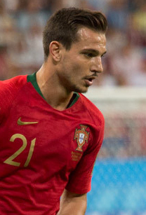 Cedric Soares at the 2017 Confederations Cup. Photo author: Екатерина Лаут. License: https://creativecommons.org/licenses/by-sa/3.0/deed.en.
