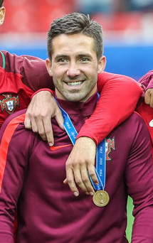 Joao Moutinho. Photo author: Дмитрий Садовников.  License link .
