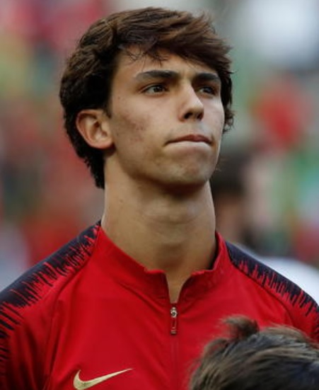 Joao Felix. Photo author: Nzol12.  License link .