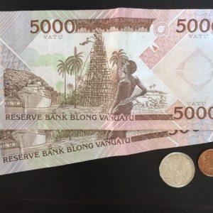 Vanuatu Money