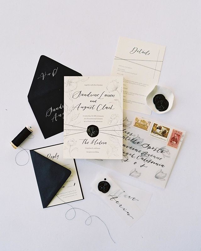 Paper Inspiration // Black tie vibes with this chic invitation suite captured by @spostophoto! So gorgeous! ⠀⠀⠀⠀⠀⠀⠀⠀⠀ .⠀⠀⠀⠀⠀⠀⠀⠀⠀ Workshop @spostophoto ⠀⠀⠀⠀⠀⠀⠀⠀⠀ Venue @themodernlb ⠀⠀⠀⠀⠀⠀⠀⠀⠀ Coordination @greenappleeventco ⠀⠀⠀⠀⠀⠀⠀⠀⠀ Florals @lavendersflowers ⠀⠀⠀⠀⠀⠀⠀⠀⠀ Textiles and Ribbons @tonoandco ⠀⠀⠀⠀⠀⠀⠀⠀⠀ Tabletop Rentals @borrowedblu ⠀⠀⠀⠀⠀⠀⠀⠀⠀ Rentals @foundrentals ⠀⠀⠀⠀⠀⠀⠀⠀⠀ Invitation and Paper Goods @chasinglinen ⠀⠀⠀⠀⠀⠀⠀⠀⠀ Ring Box @lacebyrdofficial⠀⠀⠀⠀⠀⠀⠀⠀⠀ .⠀⠀⠀⠀⠀⠀⠀⠀⠀ .⠀⠀⠀⠀⠀⠀⠀⠀⠀ .⠀⠀⠀⠀⠀⠀⠀⠀⠀ #Repost #BlackTieWedding #WeddingInvites #Wed #WeddingVibes #CaliforniaWedding #CaliWedding #CaliWeddingPhotographer #CaliCouple #LoveThis #SoGood #WeddingGoals #This #WeddingDetails #WeddingPhoto #Weddings #Beautiful #IDo #Love