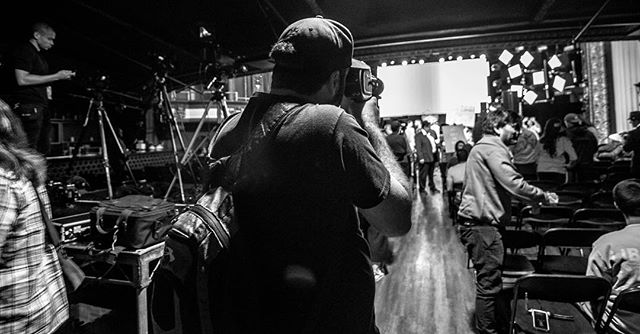 J on the b-roll @blexitamerica 🎥 @homemalone 📸: @ryderisreal . . . #blexit #america #blexitmovement #bts #losangeles #freedom #truth #rally #united #uncletomfilm #usa #globetheatre #la #politics #politicaldocumentary #independentfilm #film #motionpicture #kodak #super8 #8mm #politicaldoc #featuredoc #bwphoto #bandw