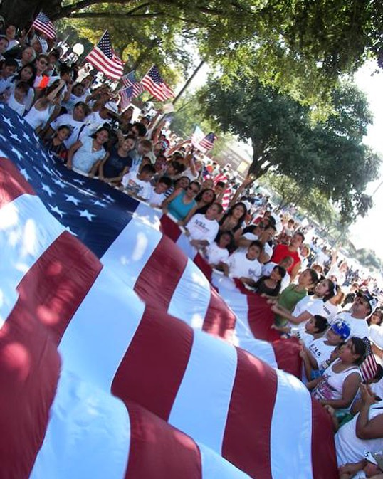 May we never forget freedom isn't free 🇺🇸Pictured: #bts from #undocumentedfilm . . . #neverforget #911 #free #freedom #illegalimmigrants #immigration #protest #rally #usa #mexico #truth #journalism #border #bordercontrol #undocumented #america #theflag #us #unitedstates #september11