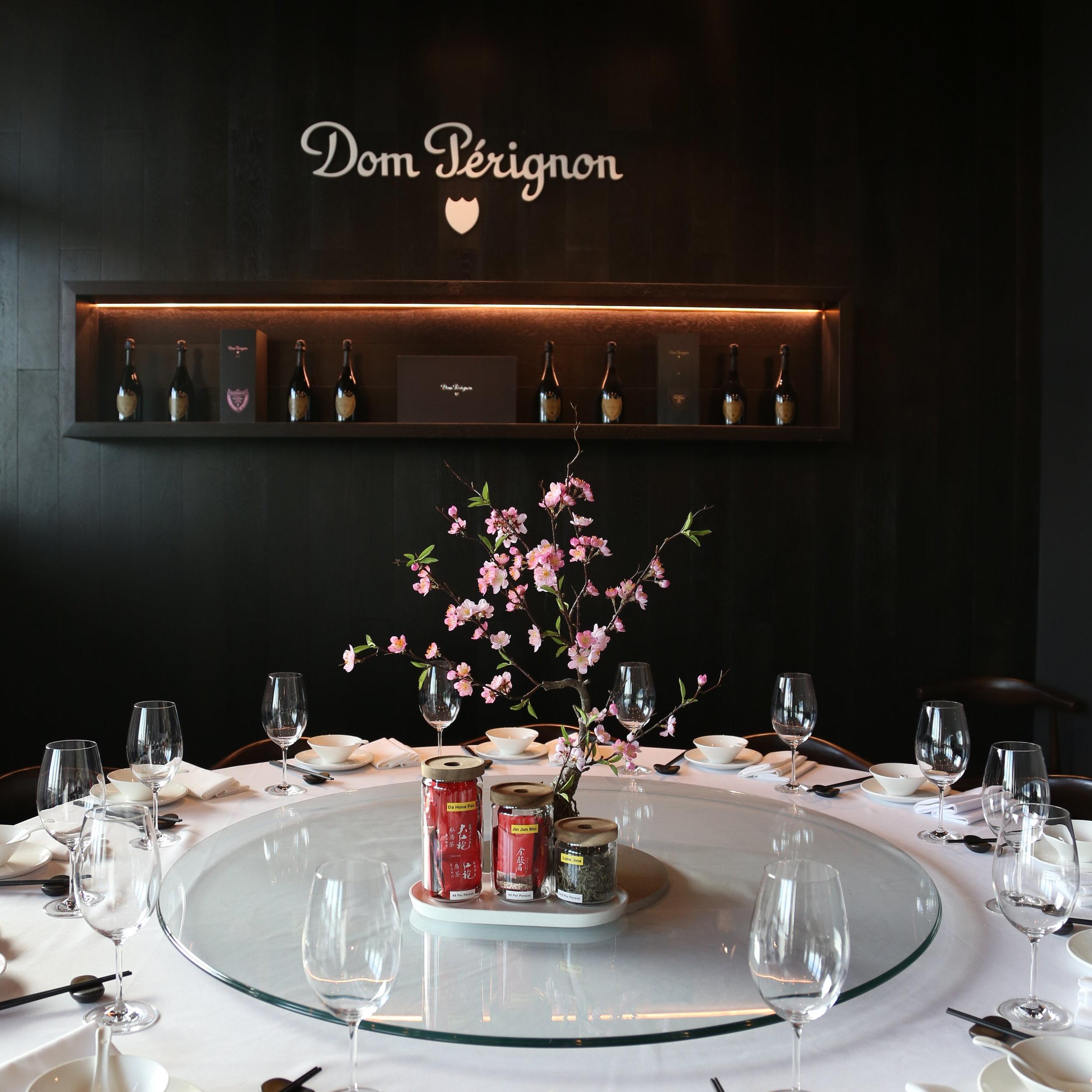 Dom Perignon Private Room