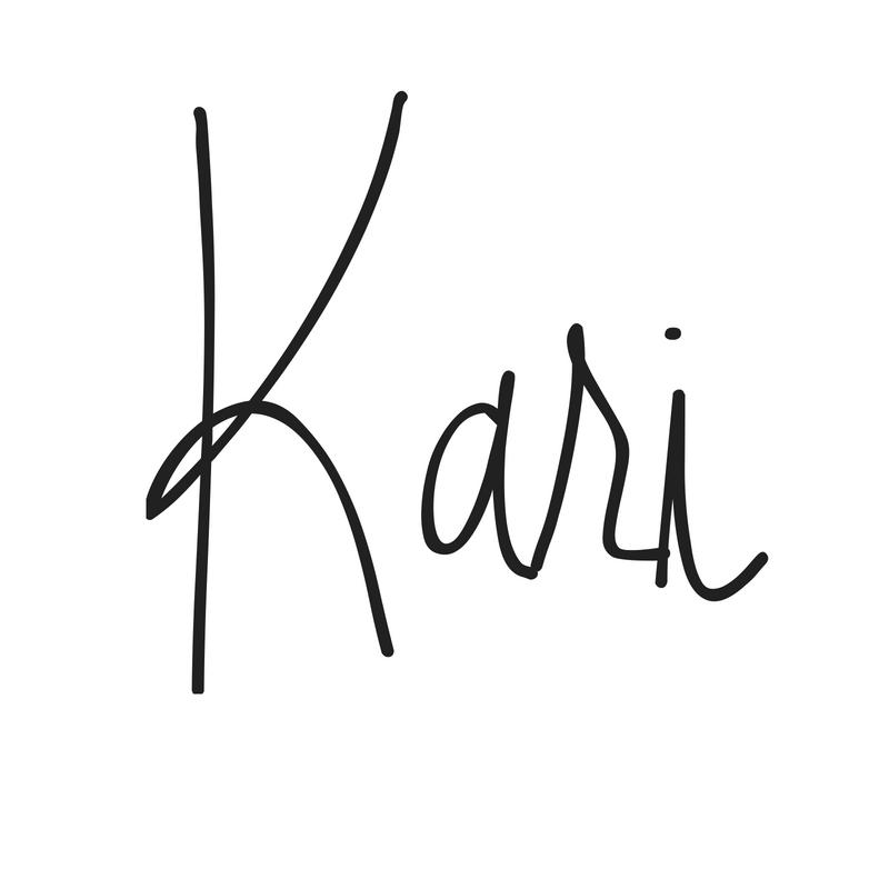 Kari, mom for more blog