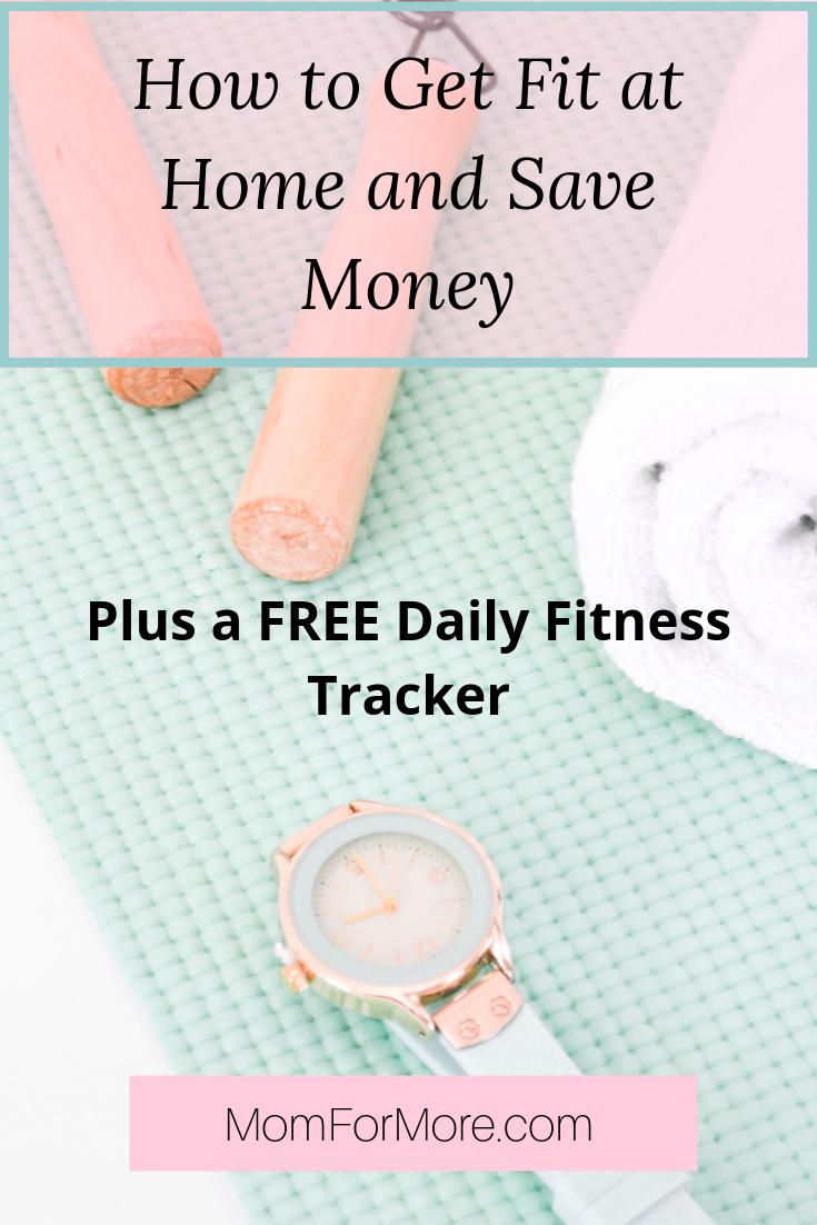 How to get fit at home and save money