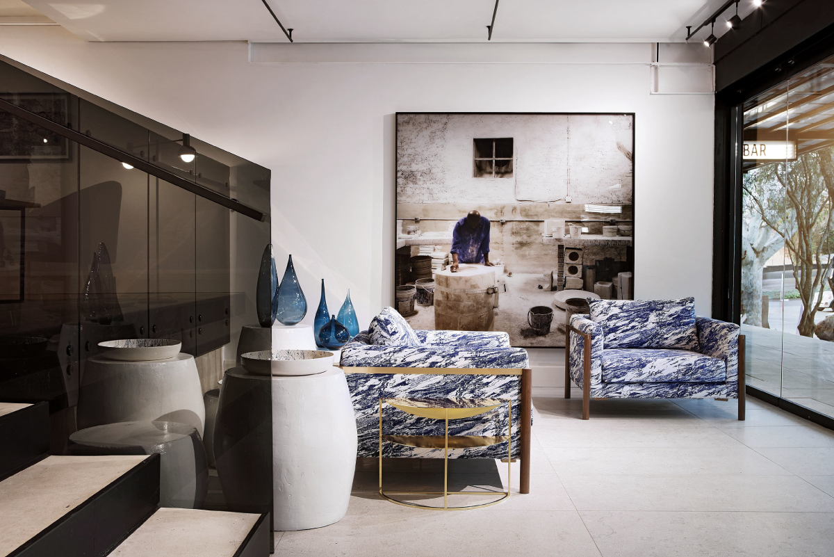 Stores and showrooms - Home to Johannesburg's most design-minded boutiques—from Shelflife's freshest kicks to Kartell's catalogue of iconic furniture pieces, the Art Mile boasts a curated selection of retailers that begs for post-brunch browsing.
