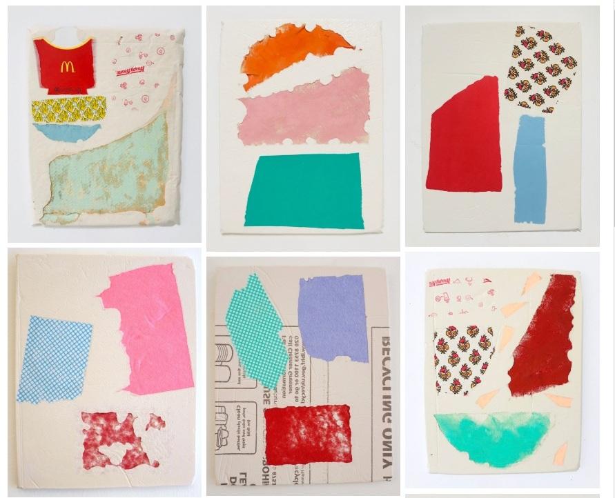 Fragments Series  Scarlett Bowman