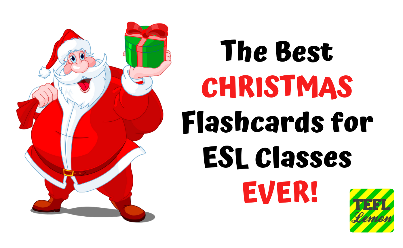 The Best Christmas Flashcards for ESL Classes Ever!2.png