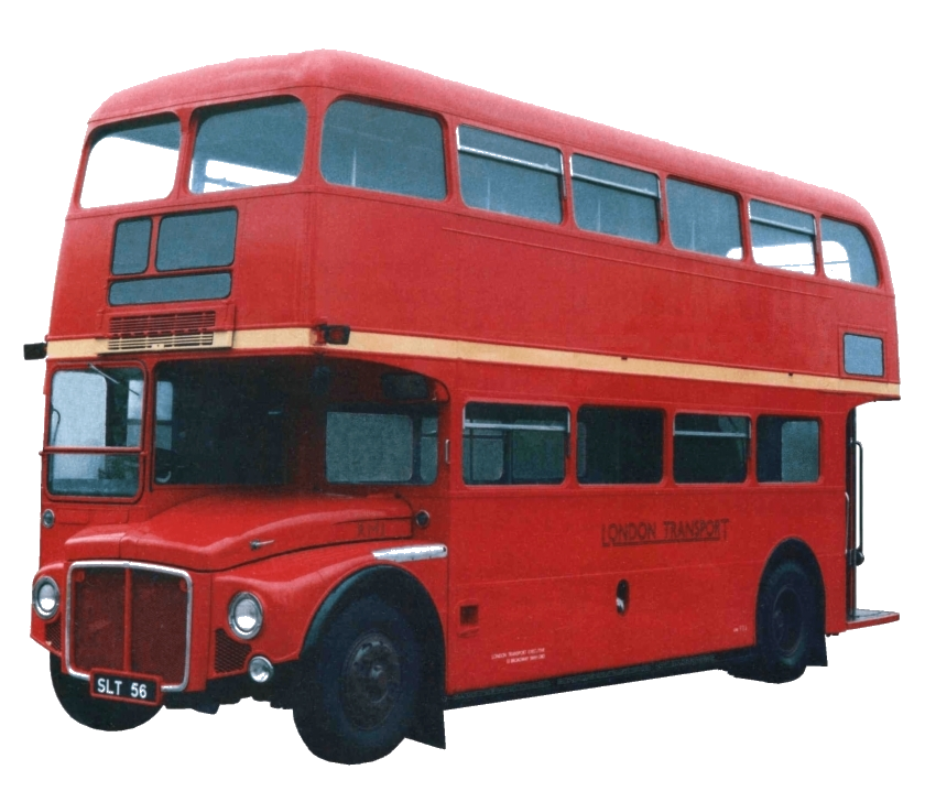 London bus transparent.png