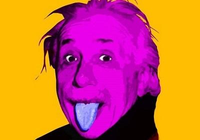 Einstein popart.jpg