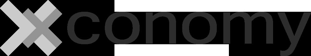 Xconomy - Logo - Grayscale.png