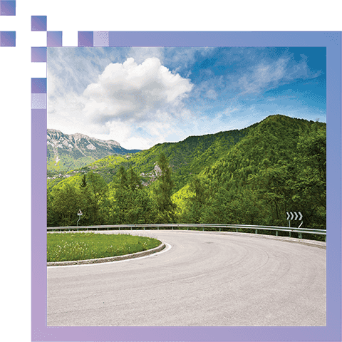No Lines, No Problem - WaveSense operates without having to reference road markings, meaning it functions perfectly when road lines are not visible. It also works when road markings are confusing, such as on highways under construction.
