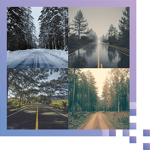 Accurate in Any Road or Weather Conditions - WaveSense's ground-penetrating radar technology works through snow, leaves, heavy rain, hail, fog, and any other conditions that obscure lane markings and cause other autonomous vehicle technologies to fail.