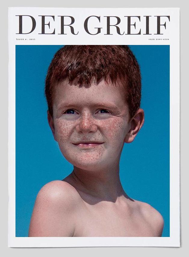 Featured work - Der Greif Magazine
