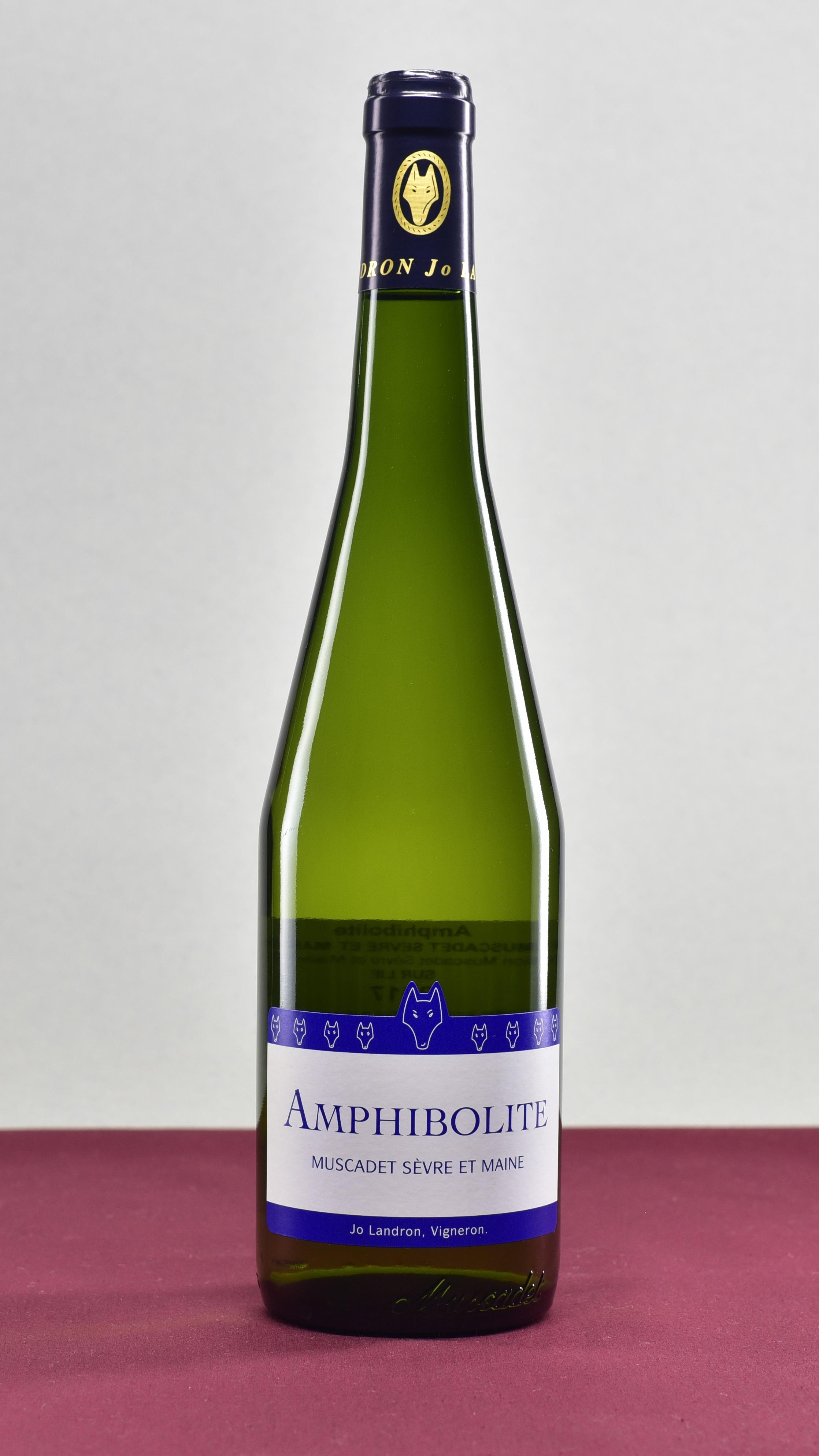 AMphibolite - Domaines Landron | Jo LandronMelon B.AOP Muscadet Sérve et Maine | 2017