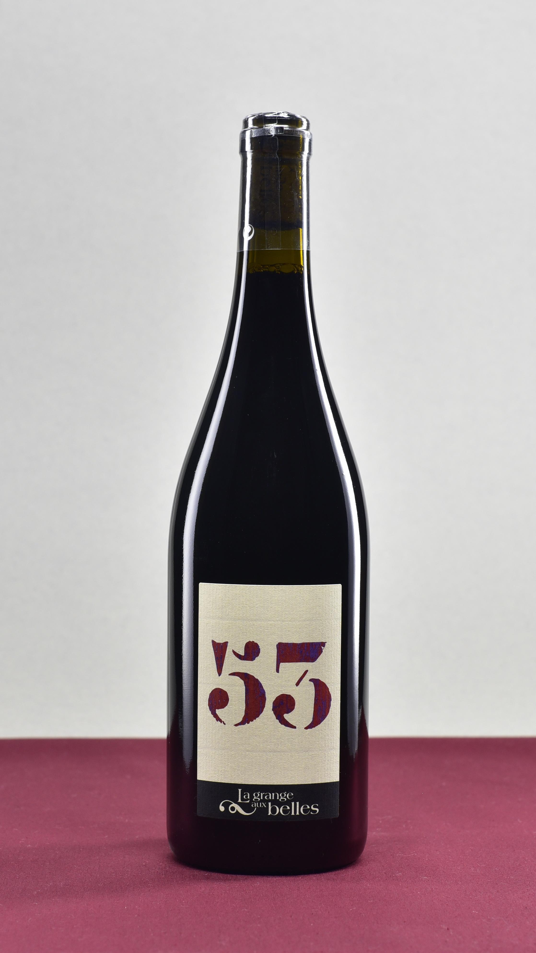 Cuvée 53 - La Grange Aux Belles | Marc H, Julien B & Gérald PCabernet FrancVin de France | 2016