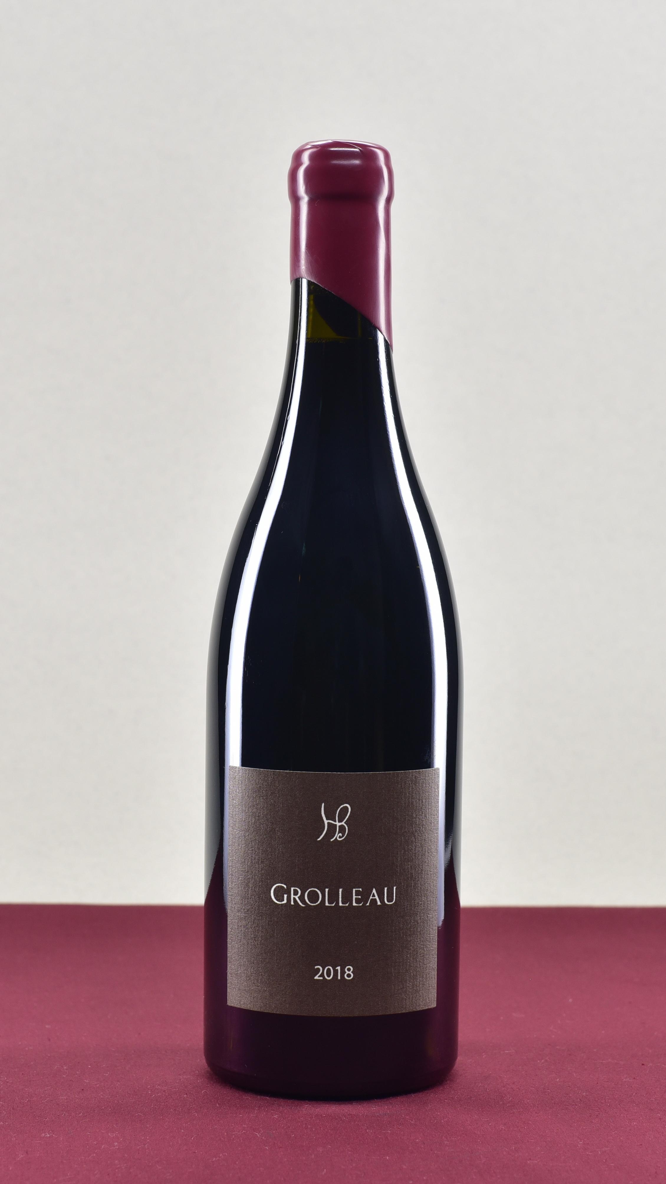 GROLLEAU - Domaine Hauts Baigneux | Philippe Mesnier & Nicolas GrosboisGrolleauVin de France | 2018