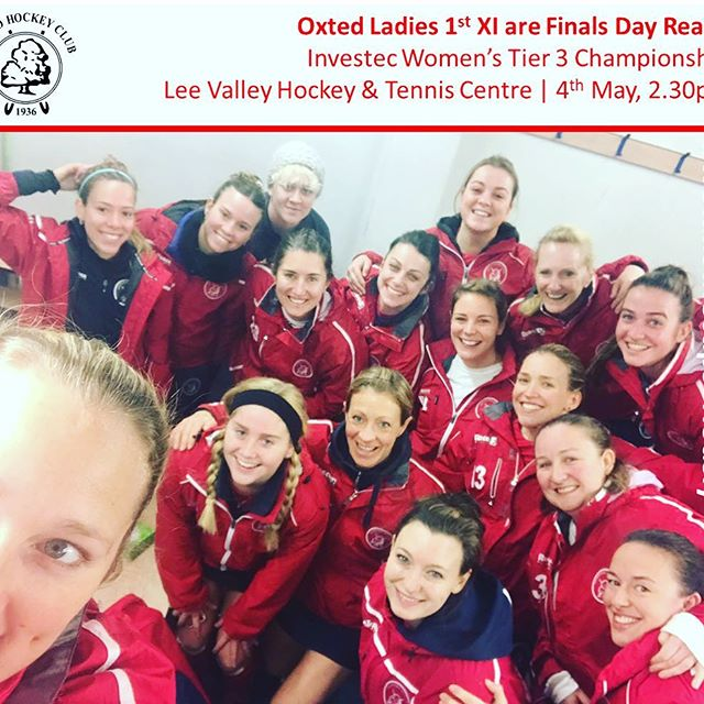 Good luck to the Ladies 1st XI playing in the Investec Tier 3 Championship Final today. A huge supporter contingent in attendance to get behind the ladies as they go for their 3rd National title. #finals #teamwork #hockey #leevalley #investec #wetakethecupseriously