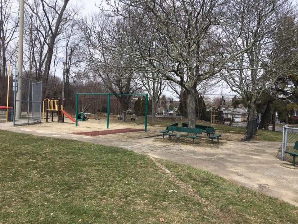 Mt. Pleasant Community Park (before upgrade)