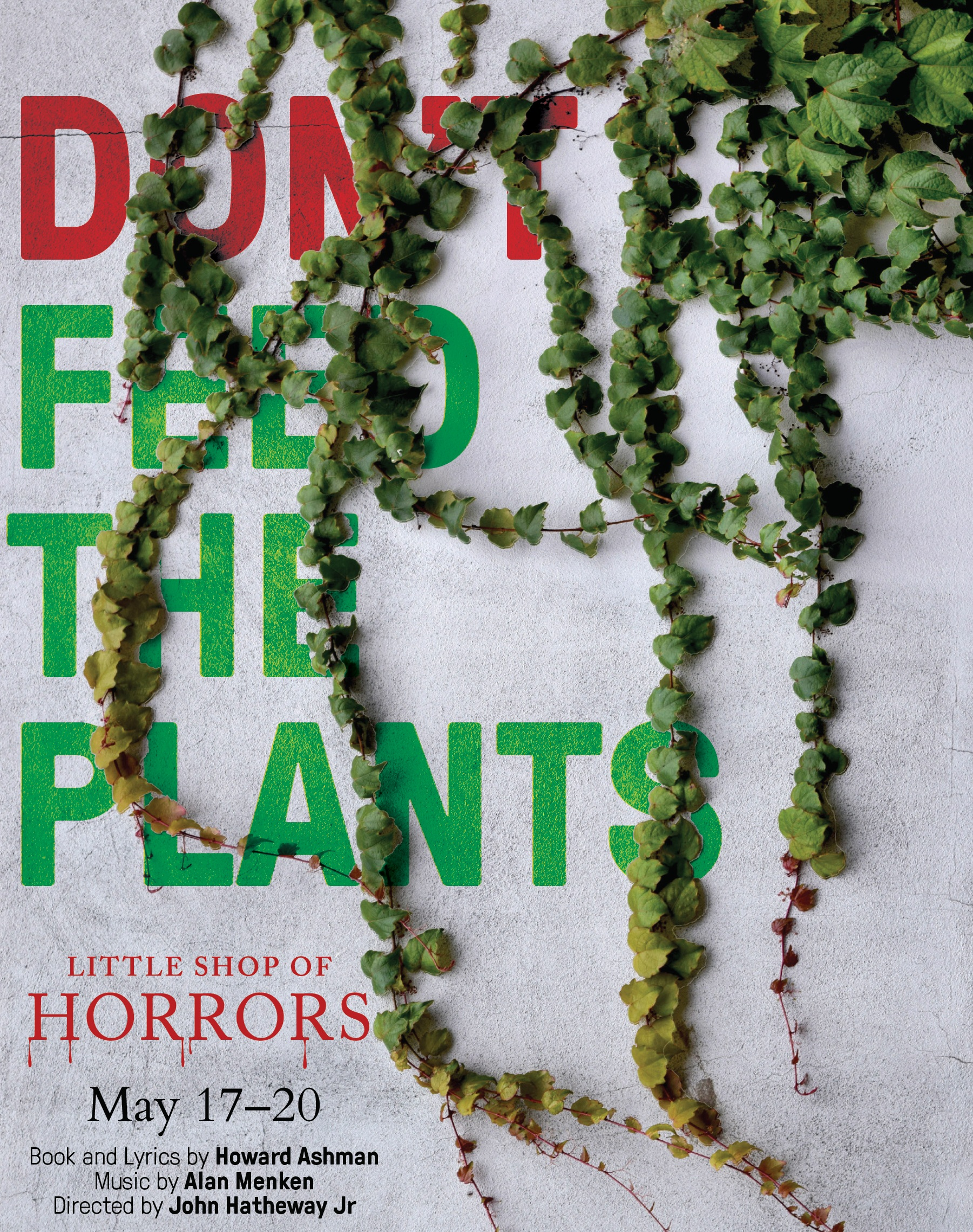 Theater Direction: Little Shop of Horrors