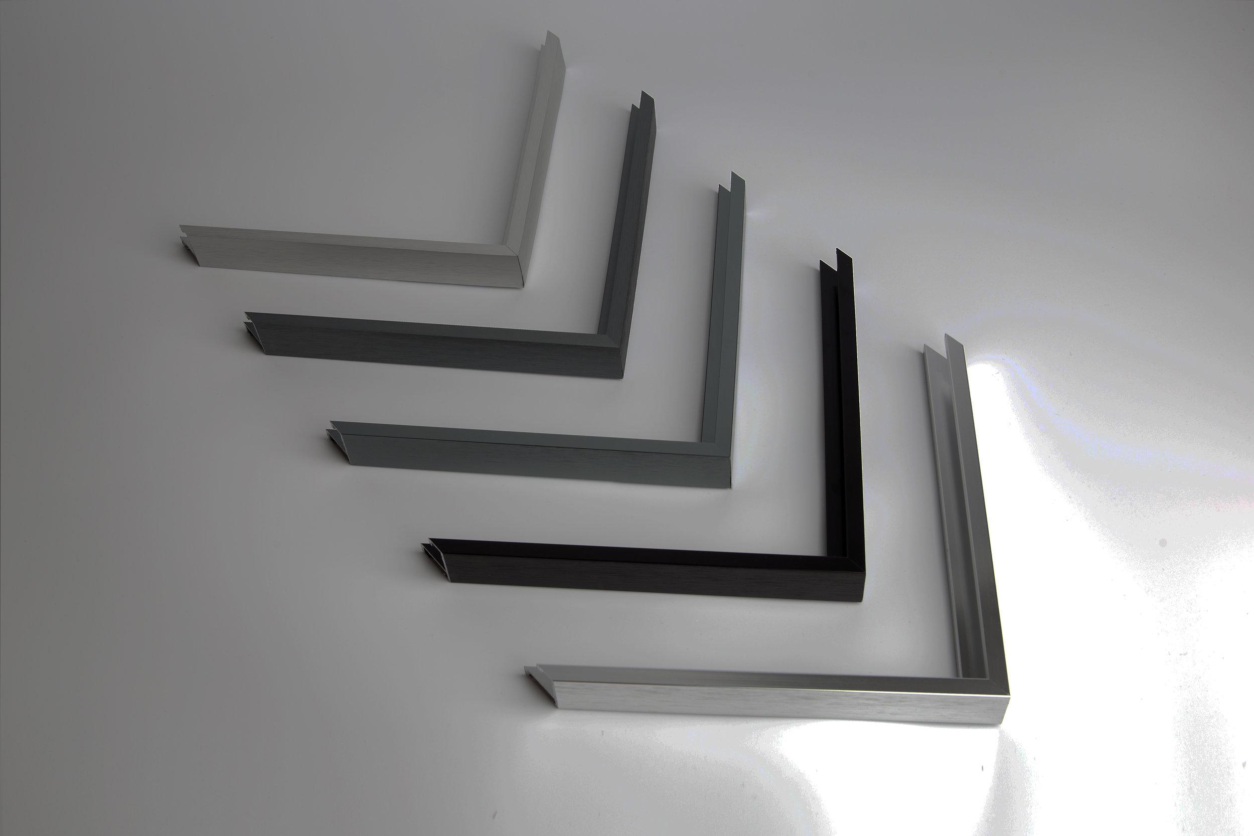 Aluminium Frames -