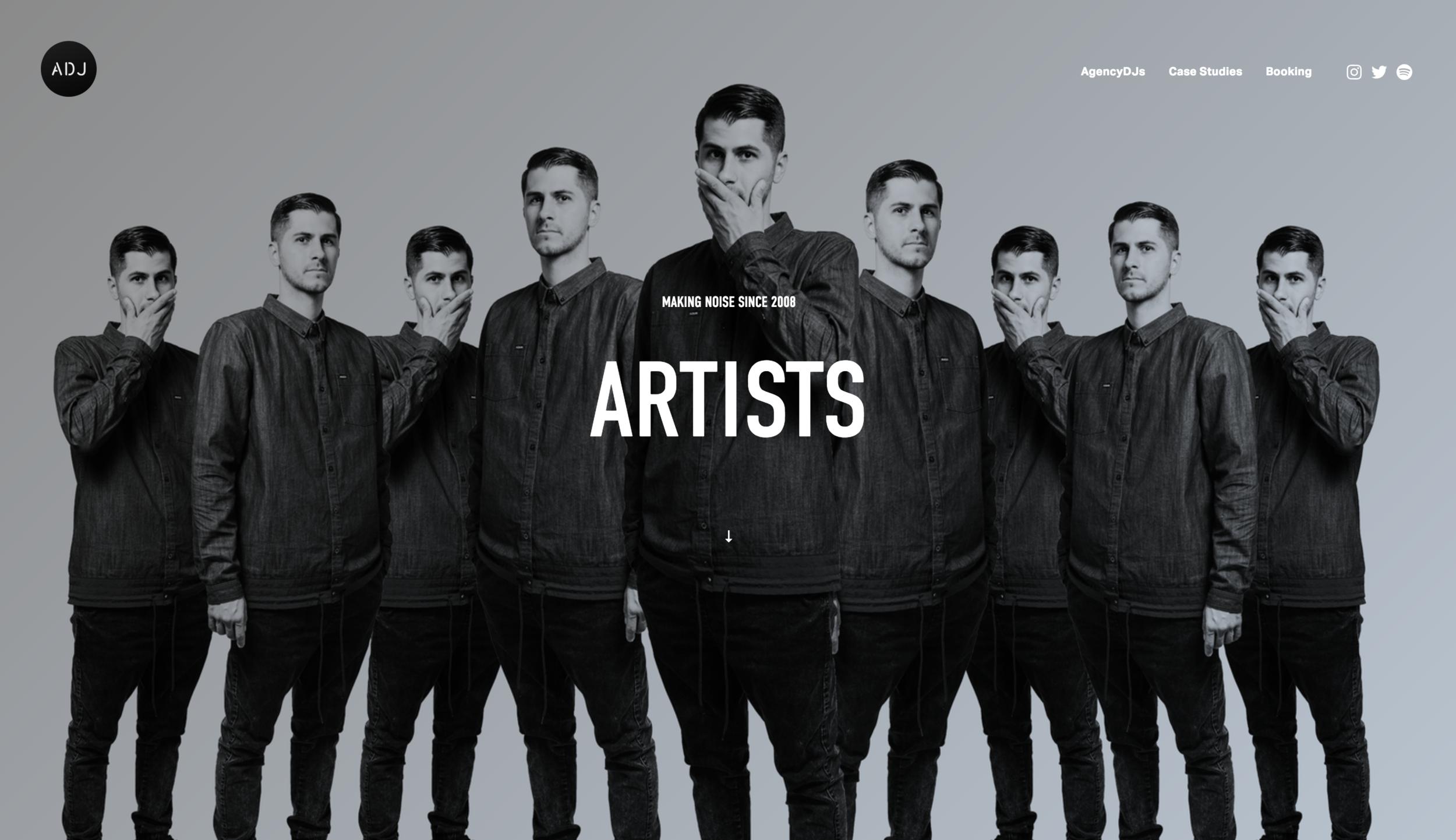 Agency DJs