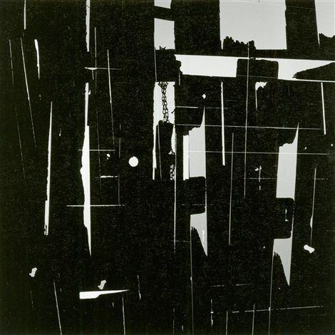 Ray K Metzker57, BA-3 Chicago,1957 -