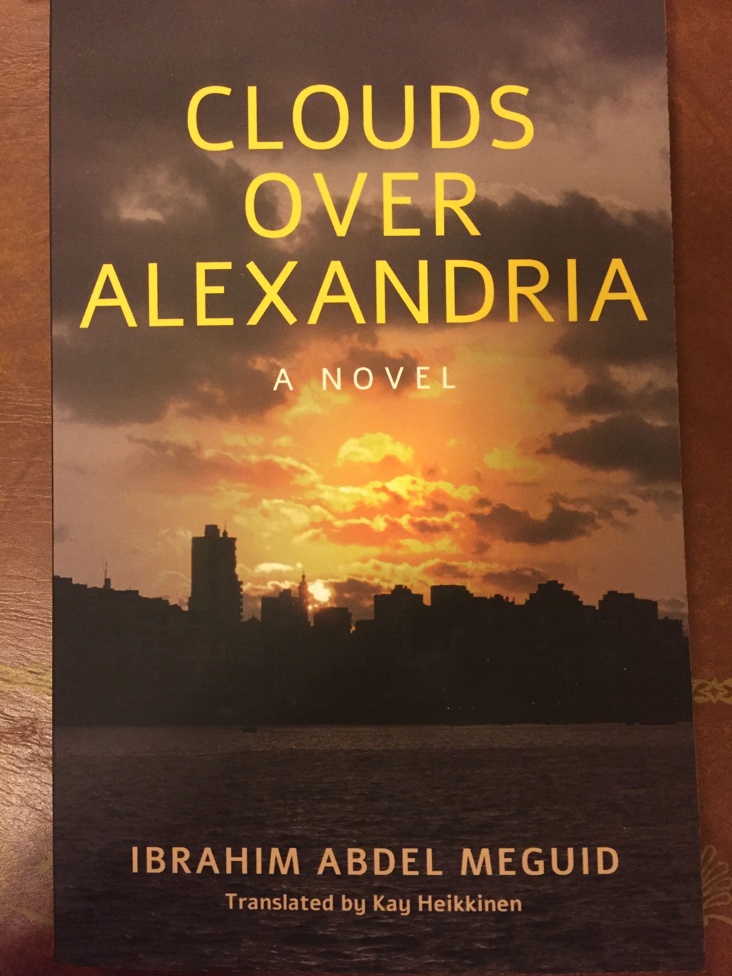 clouds over alexandria