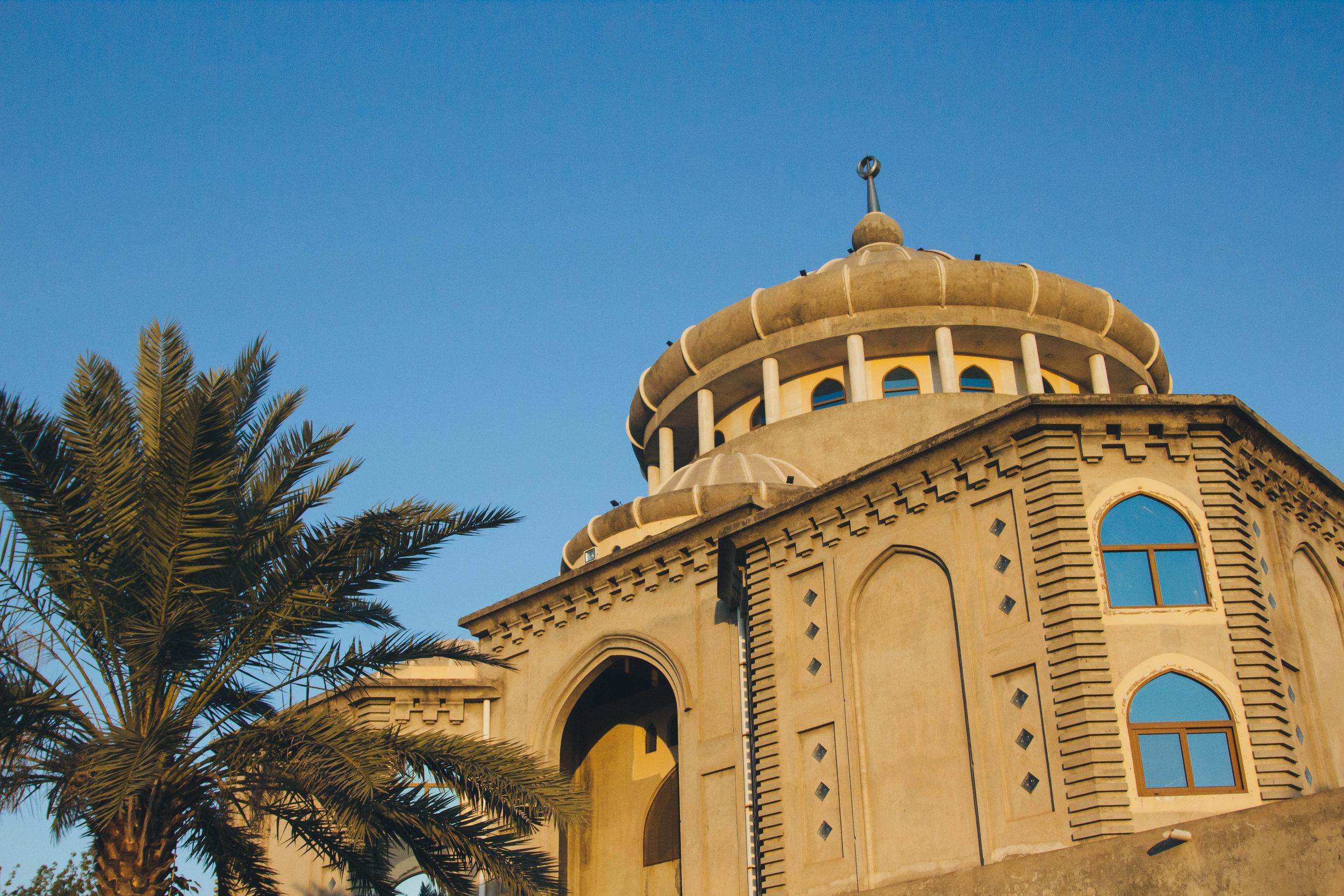 akbar masjid, gujrat, pakistan