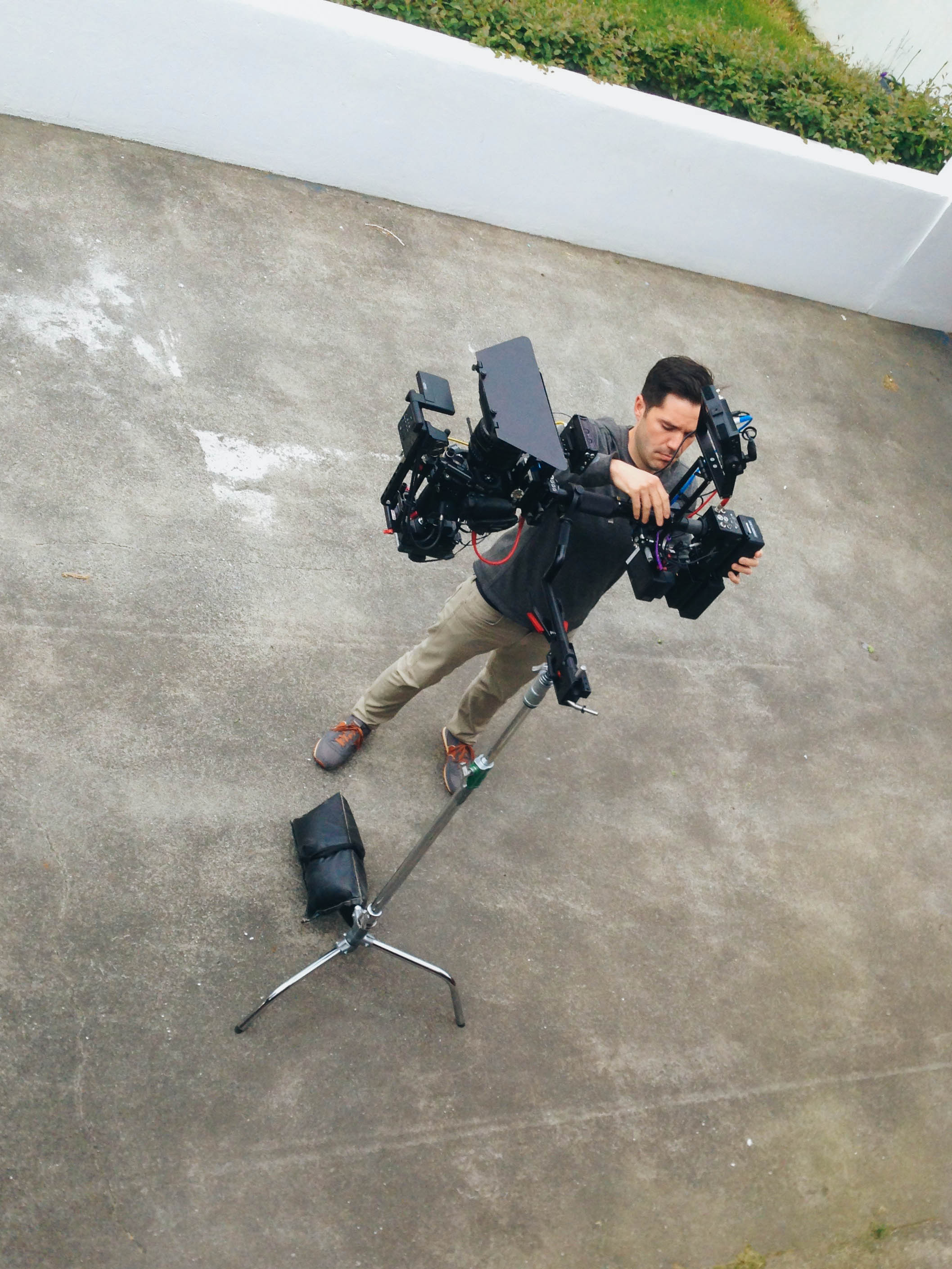 joe, director of photography