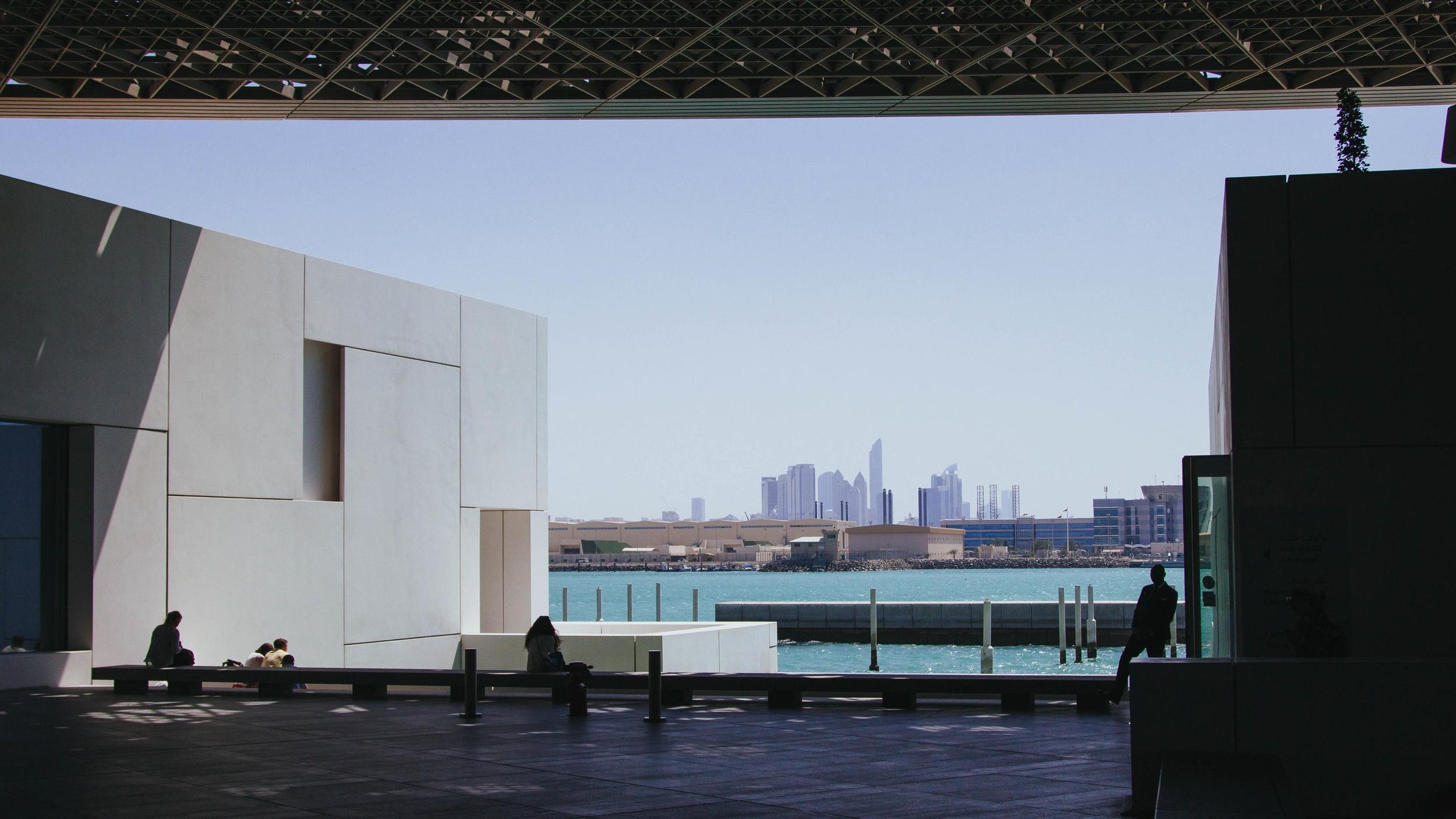 Abu Dhabi Skyline 2019