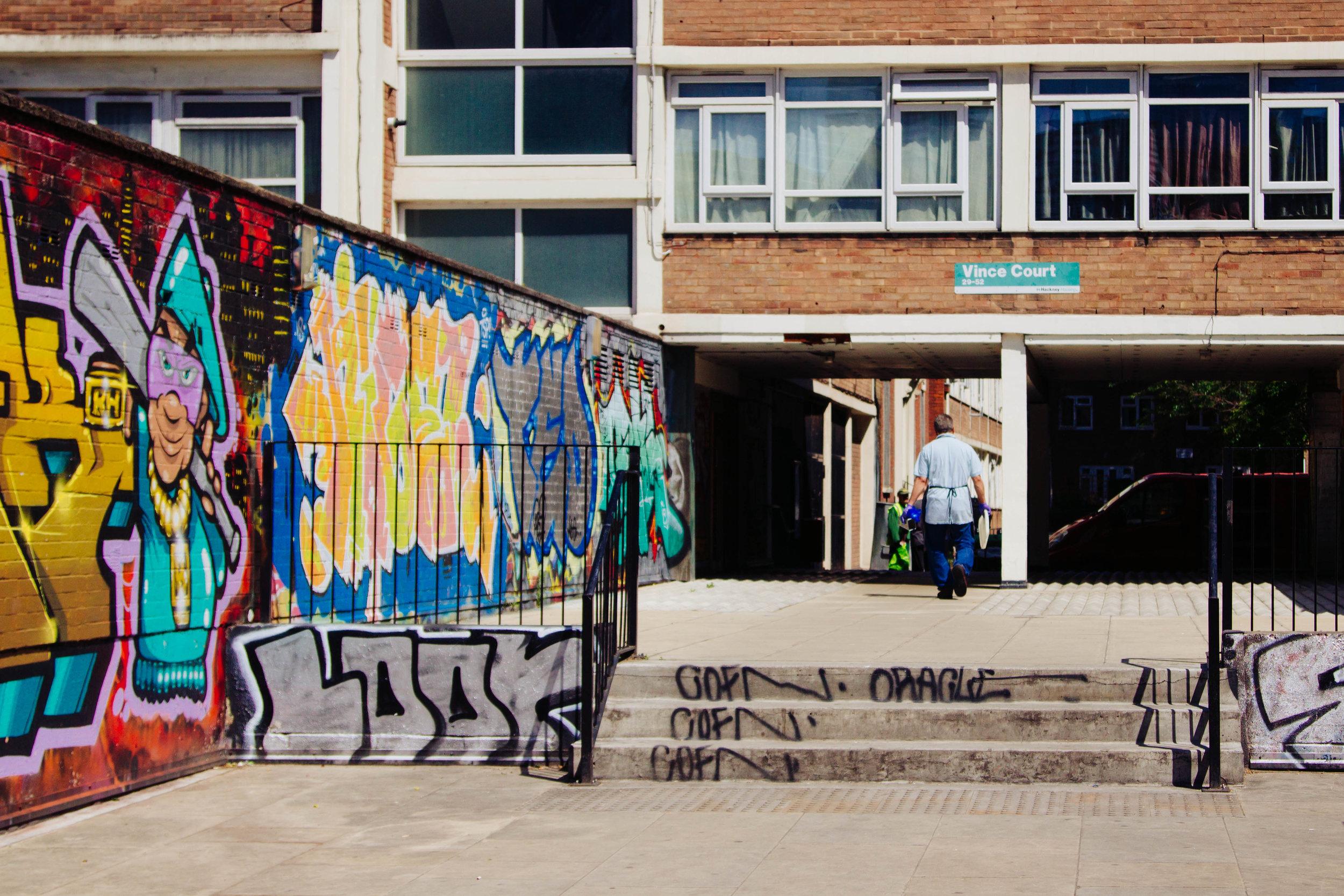 old street london council flats