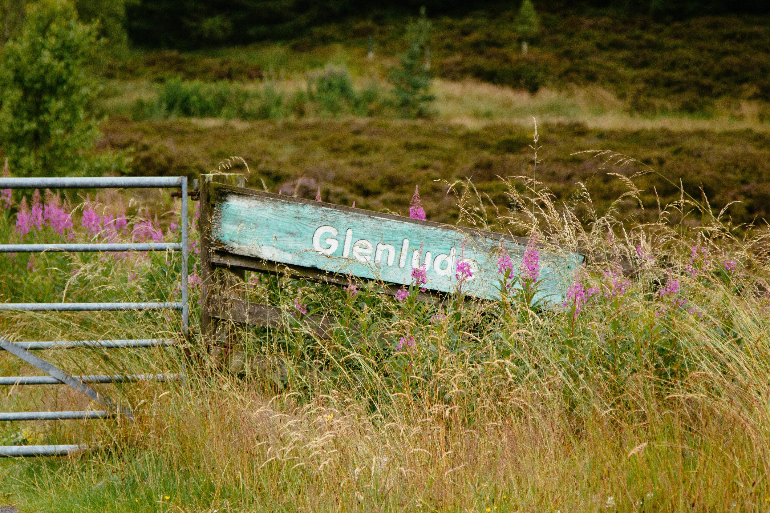 scottish farm glenlude
