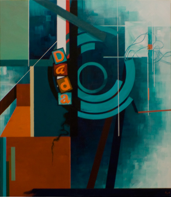 """CLOSED, OPEN, CLOSED, OPEN AGAIN 21""""x24"""". ACRYLIC ON CANVAS (SOLD - COMMISSION)"""