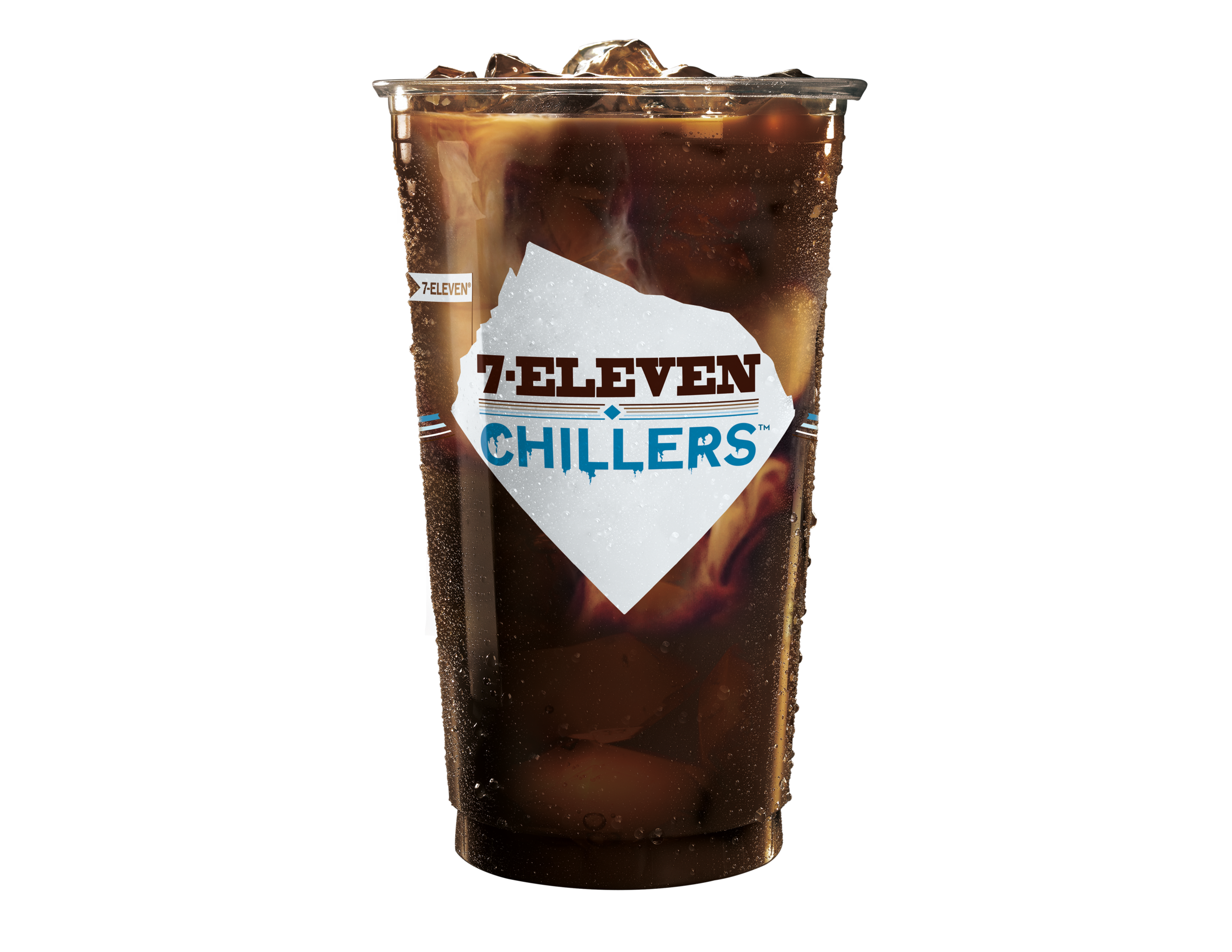 7 ELEVEN ICED COFFEE CUPS