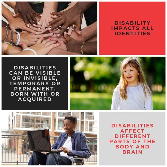 Disability impacts people of all races and ethnicities, genders, identities and orientations, and religions. There are many types of disabilities and people with the same disability can experience it in different ways. Disabilities can be temporary or permanent, visible or invisible, born with or acquired at any time. #scoreafriend #abilityinclusion #inclusion #2020inclusion