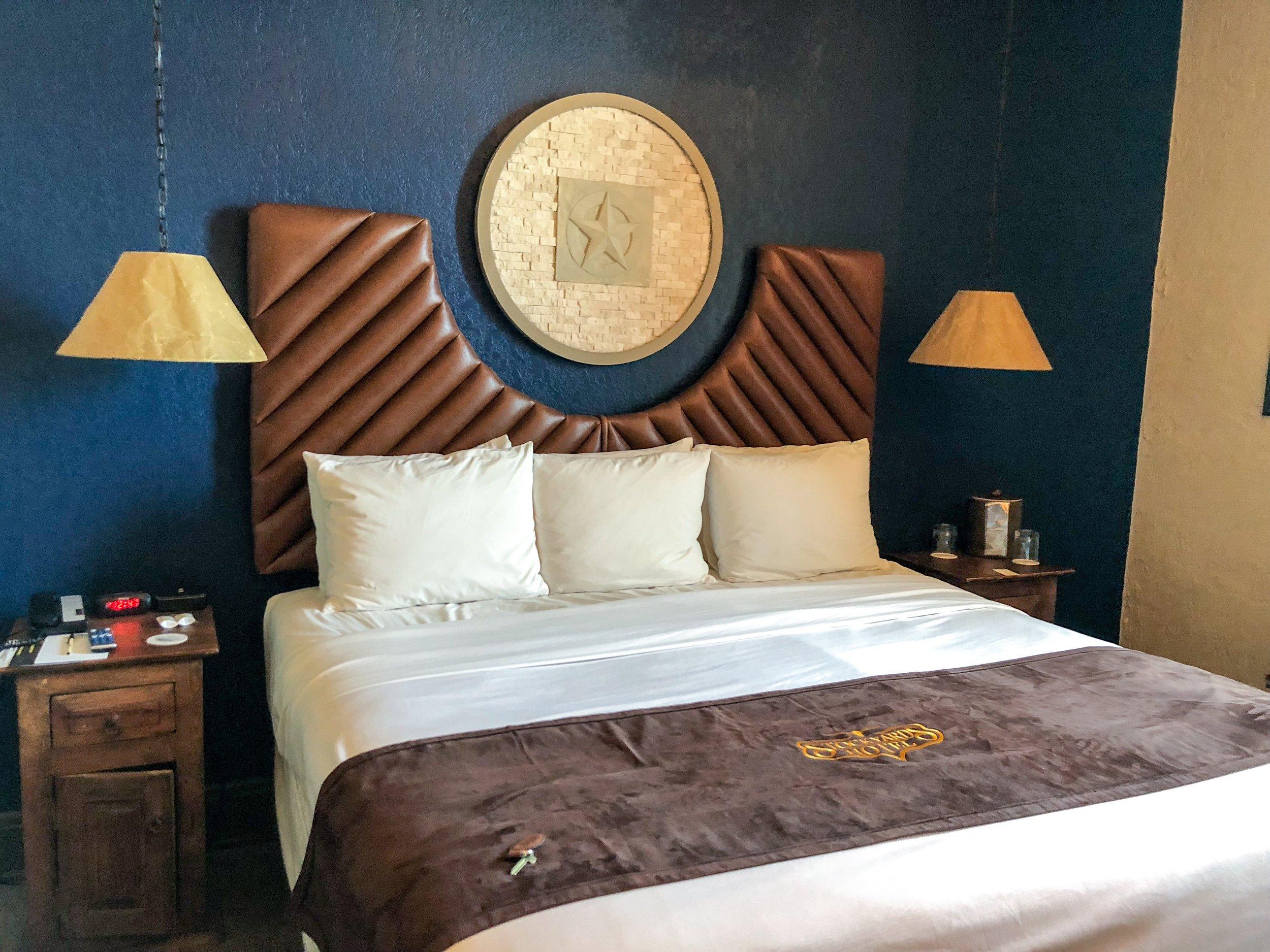 Stockyards Hotel Room.JPEG