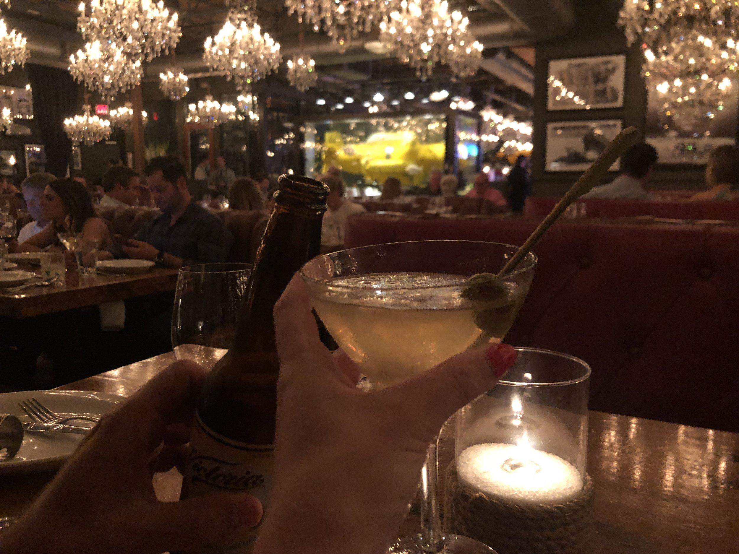 Cocktails at Town Hearth Dallas Texas.jpg