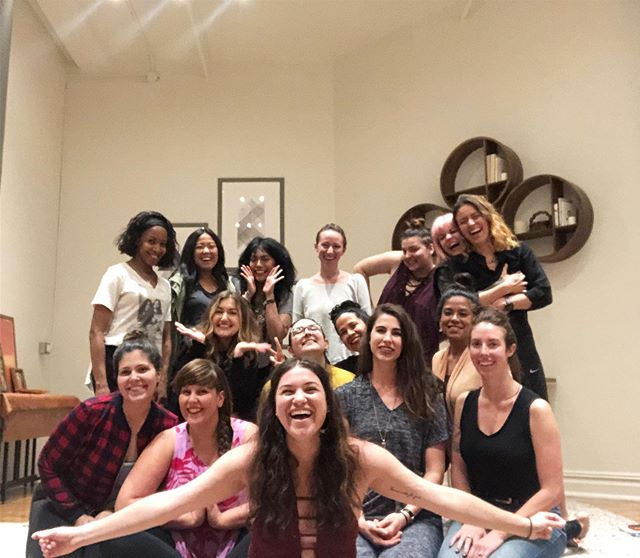 Moon 🌕 Crew, you amaze me. Each month you fill @zivameditation with your vulnerability, power, strength, and magic.   It is such an honor to hold the space with and for you. When I envisioned what Moon Crew would be, I wanted a monthly ritual space that went beyond ritual and cultivated community. Five months in, seeing each new face meet our regulars, the sense of community wraps me up like a hug. I love you all so much.   Want to make Moon Magic ✨? One more chance to play today at @threejewelsnyc. Tickets in bio!  Also doing a special New Moon circle at @1hotels on the Brooklyn waterfront on July 2. Tickets are EXTREMELY LIMITED. Link in bio for that as well! 🙏🏼💗