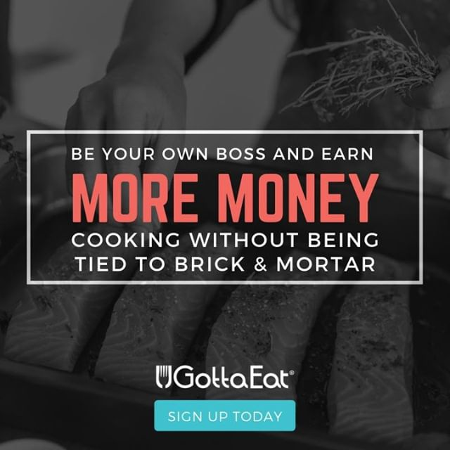 Start your own food business right now! Make over $400 dollars a week working part-time. Work when you want. Set your times and prices. What are you waiting for?  Use the UGottaEat app as your virtual marketplace. Sign up today: Check the link in our bio!  #healthy #cooks #cooking #chef #chefslife #instafoodie #instagood #wellness #mindfulness #mindfuleating #wellbeing healthyeating #healthy #healthyfood #follow4followback #tagsforlikes #instafoodie #eatrealfood #realfood #thefeedfeed #nutrition #foodforthought #yum #weightloss #healthyfoods #healthyliving #lovefood