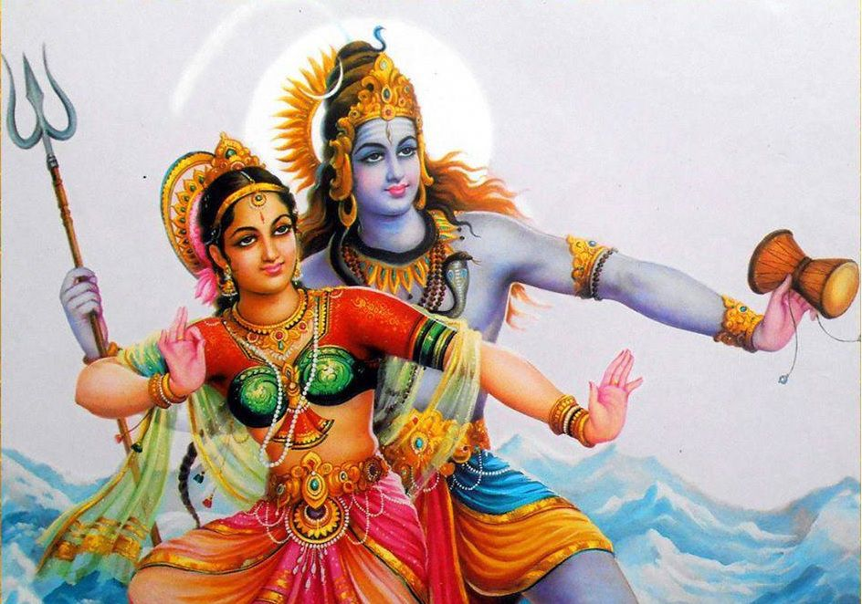 Shiva and Shakti are the most prominent deities in tantric thinking.