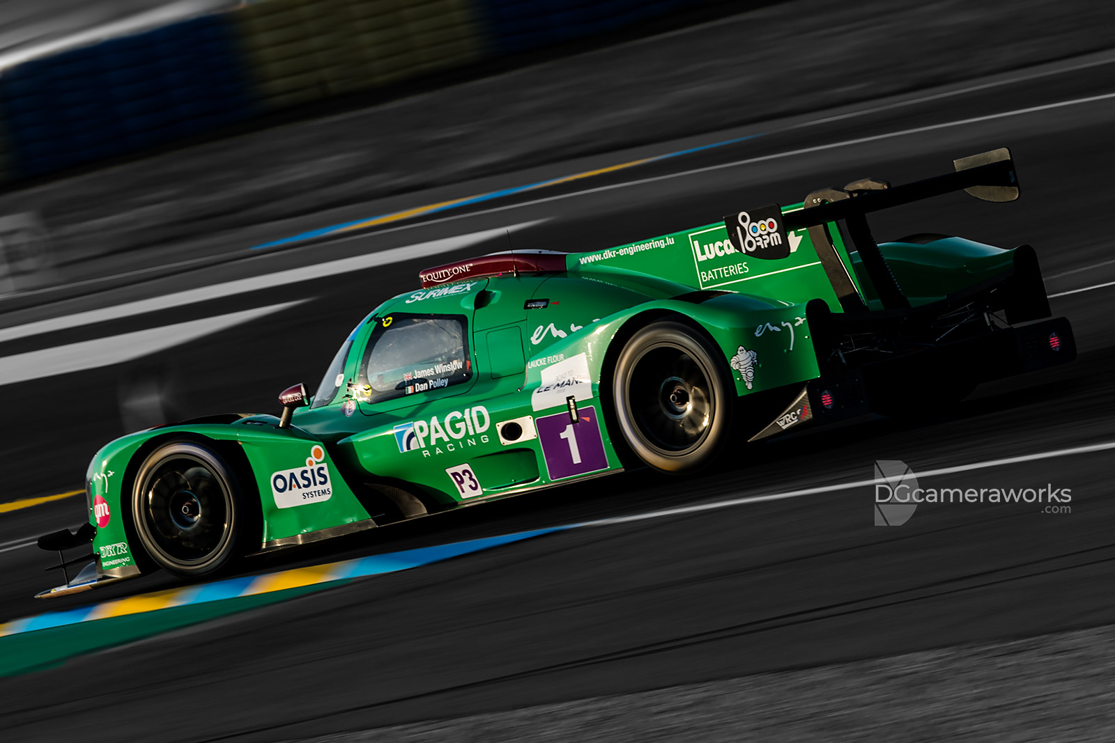 2018 24 Hours of Le Mans: Gallery 2
