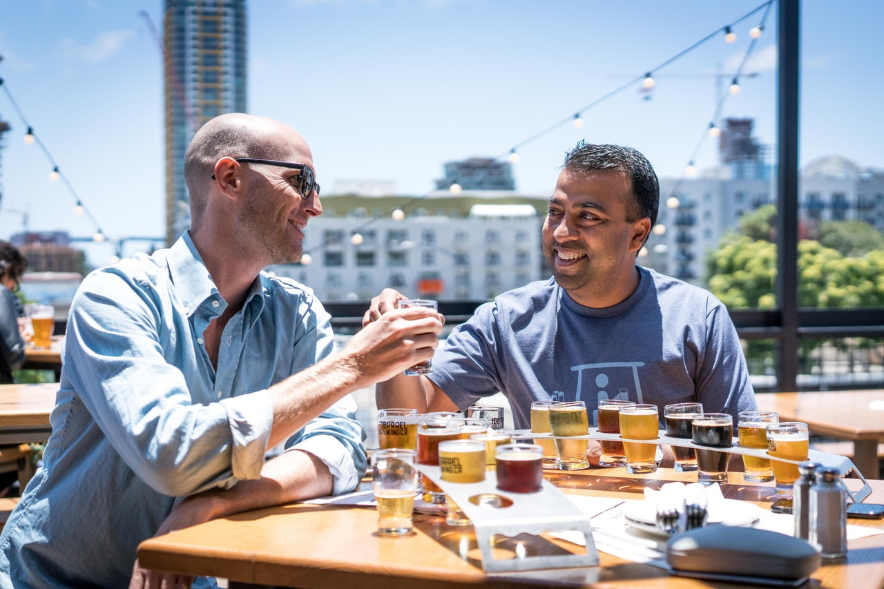 two men networking drinking beer.jpg