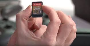 The cartridge is even smaller than the 3ds cartridges.
