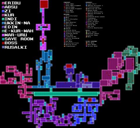 World map of Sudra