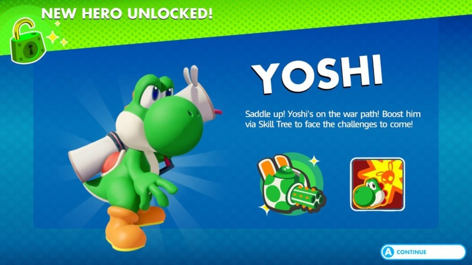 """Many funny lines came out of this game, such as """"Yoshi's on the war path."""""""